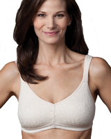 Shallow to Average Fit Mastectomy Bras