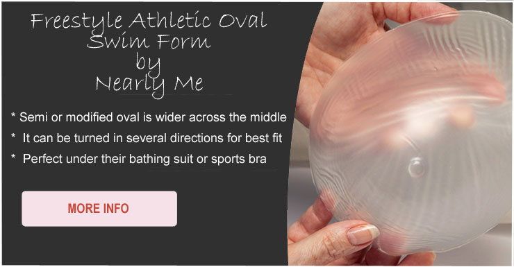 Amoena 1150 Mara Seamless Mastectomy Bra. Look for all mastectomy bras and breast form needs at Park Mastectomy Supply.